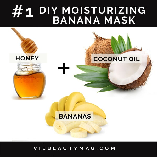 Diy Hair Masks For Frizzy Hair How To Smooth Soften Hair